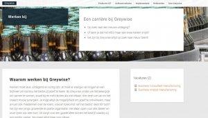 Werken bij Greywise