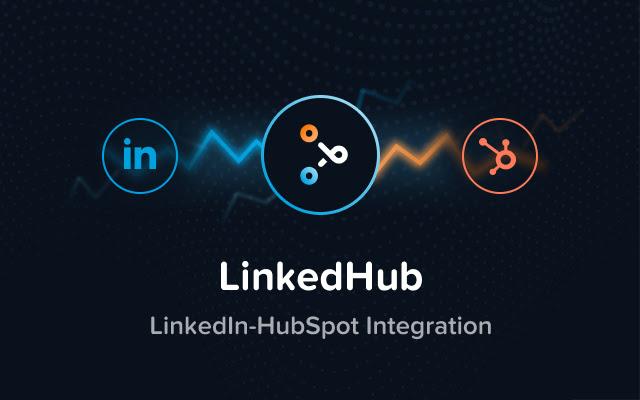 LinkedHUB plugin Hubspot Linkedin